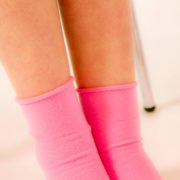 SPECTRA CLOTHING_0055_Autistic Clothing – Sensory Socks PINK 1